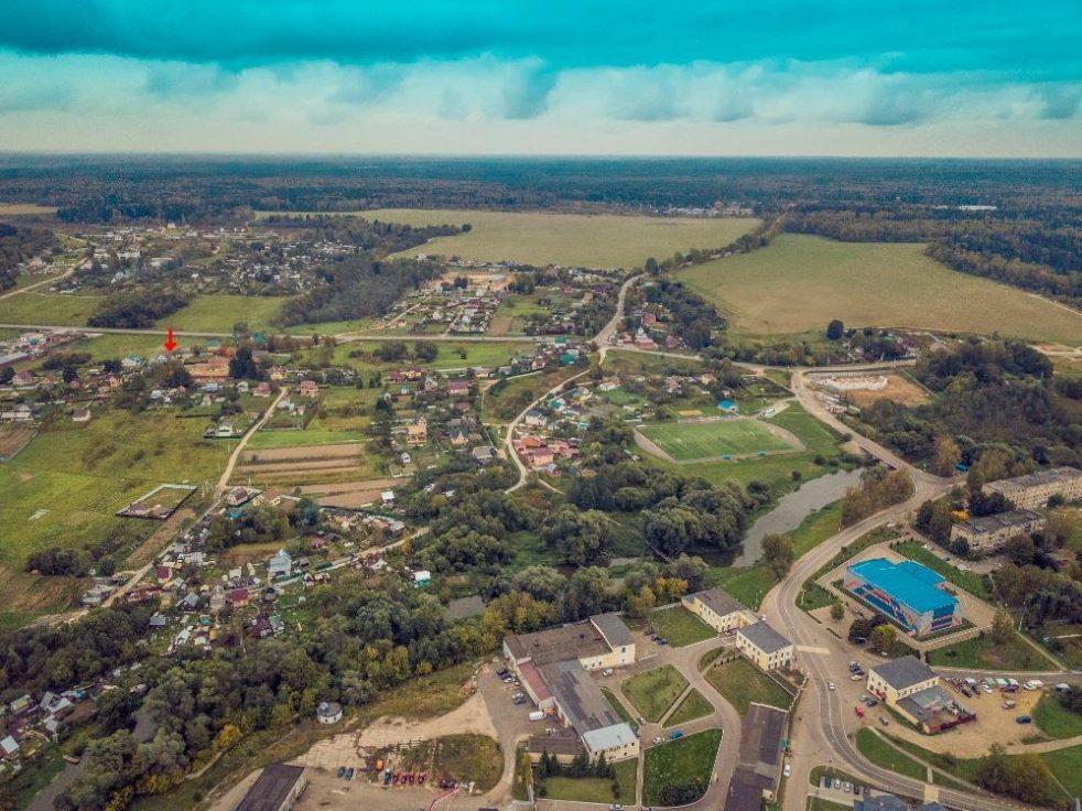 Мособлгаз газифицировал село Атепцево